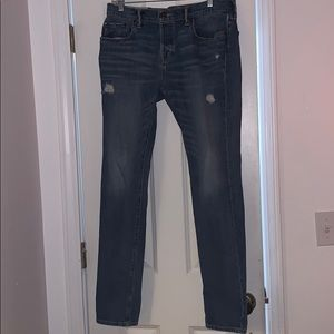 Abercrombie and Fitch men's Jeans 34 x 32